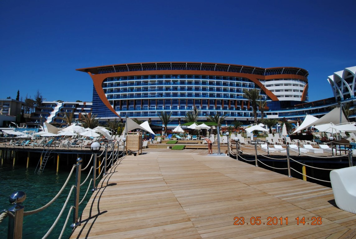 poze GRANADA LUXURY RESORT 5 stele