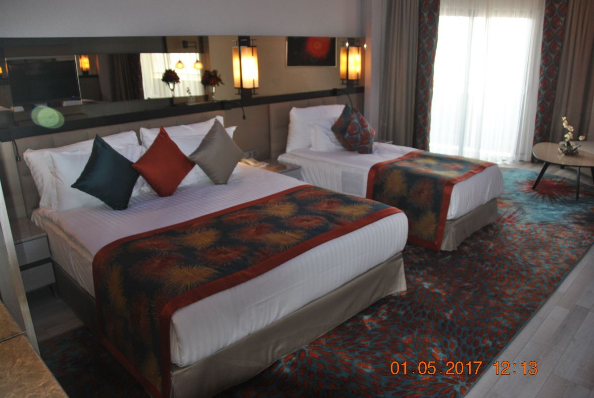 hotel royal seginus lara imagini. Black Bedroom Furniture Sets. Home Design Ideas